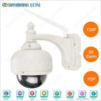 China WIFI 4X auto zoom pan tilt rotating 360 degree surveillance camera on sale