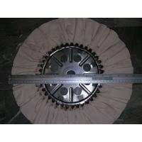 Buffing/polishing cloth/wheel with steel wing for rotogravure cylinder making Manufactures