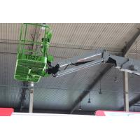27m Height Electric Boom Lift Machine  With 360kg Platform Capacity Manufactures