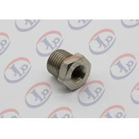 Swiss Turning Machining Small Metal Parts Iron Bolt With Internal And External Thread Manufactures
