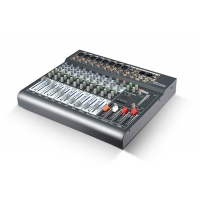 12 channel professional audio mixer MG12U Manufactures
