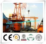 Shipyard H Beam Welding Line Anti Explosion Marine Wire Platform Crane Manufactures