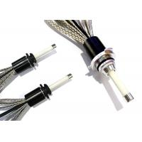 Canbus All In One Motorcycle LED Headlight Bulb Replacement IP68 CE RoHS Certification Manufactures