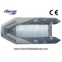 Heavy Duty Collapsible Inflatable Fishing Dinghy 6 Person With EU CE Approved Manufactures