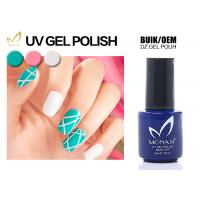 15ml UV LED Gel Nail Polish For Personal Use Home Gel Nails Natural Look Manufactures