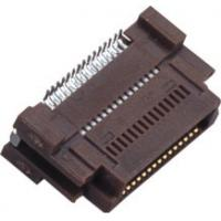 LCP Material 0.635mm Male Board to Board Connector 250V AC Voltage Manufactures