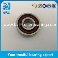 708C P4 HQ1 Machine Tool Sealed Angular Contact Bearings 15 Degree Contact Angle Manufactures