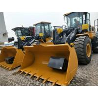 Yellow Weichai Engine XCMG Wheel Loader ZL50GN Construction Machinery Manufactures