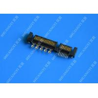 Male SFF 8482 Serial Attached SCSI SAS Connector 29 Position LCP Insulator Manufactures