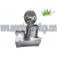 Buy cheap Stainless Steel Hemp Extraction Machine Liquid Wash And Dry Extraction from wholesalers