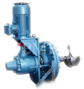 China energy saving 60 degrees Horizontally rotating mixer tank agitator liquid mixing equipment on sale