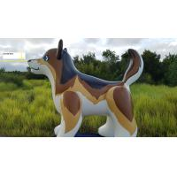 Quality Customized Attractive Colorful Inflatable Animals Inflatable Horse / Dogs For for sale