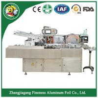 Buy cheap high quality fully automatic aluminum foil catoning machine FDF-100 from wholesalers