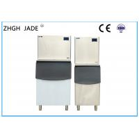 Buy cheap 560 * 820 * 1710MM Medium Size Automatic Ice Cube Machine Air / Water Cooling from wholesalers
