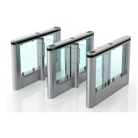 Rs Automation Card Reader Optical Turnstile Access Control System As Station Gate Manufactures