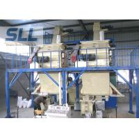 20t/H Low Noise Dry Mix Mortar Manufacturing Plant With PLC / PC Control Manufactures