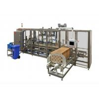 Automatic Case Packer Machine For Cosmetics / Hair Care  / Skin Care Products Manufactures