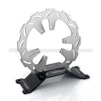 CRF250R Motorcycle Brake Parts Front Steel Rotor Honda CRF 450R Front For Dirt Bike Manufactures