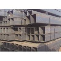 SS400 Black Welded Square Steel Pipe RHS 0.45 - 30 mm Wall Thickness Manufactures