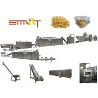 Stainless Steel Corn Flakes Manufacturing Machine Automatic Cereal Making Machine Manufactures
