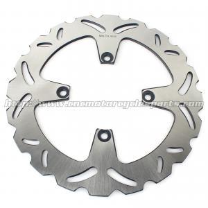 High Performance Motorcycle Brake Disc Rotors Crossrunner 800 VFR800 Silver Manufactures