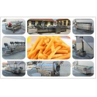 Automatic French Fries Processing Plant,Stainless steel 304,smail capacity Manufactures