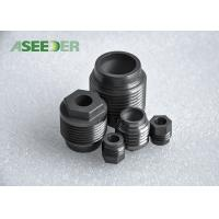 China Cemented Carbide Wear Parts Oil Spray Head Thread Nozzle HS Code 82077000 on sale