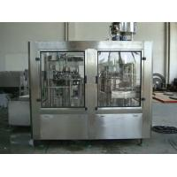 Automatic Bottle Water Washing Filling Capping Machine 3000-6000 Bottle Per Hour Speed Manufactures