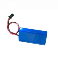 7.4V 2000mAh 18650 Lithium Ion Battery DSC Rechargeable Manufactures