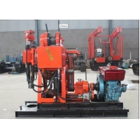 ST-180 13000w Geological Core Drilling Rig Machine For Soil Sampling Manufactures