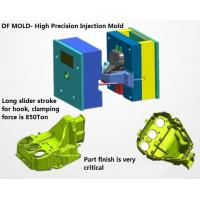 China Factory Professional Custom Spare Parts Plastic Injection Moulding, Plastic Mold on sale