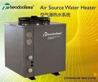 China Energy Saving Swimming Pool Heat Pump , Air Source Water Heater Heat Pump on sale