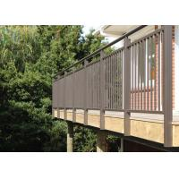 Durability Aluminium Alloy Residential Railings with Customized Color Manufactures