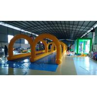 Inflatable Park Equipment Inflatable Water Toys Pvc Tarpaulin For Water Games Manufactures