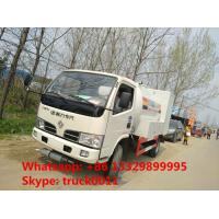 2017s new design 2.5tons mobile domestic propane gas dispensing truck for retail, mobile lpg gas truck for gas cylinders Manufactures