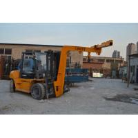 Forklift Truck Crane Arm for Container Loading and Unloading,Glass Handing Machine Manufactures