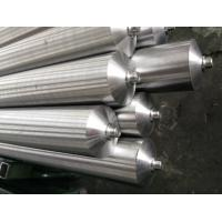 35mm - 140mm Chrome Piston Rod Hollow Steel Rod ISO F7 Diameter Tolerance Manufactures