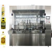 Automatic Bottled Edible Oil Production Line 5000 BPH -12000BPH For PET Glass / HDPE Bottle Manufactures
