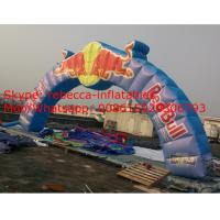inflatable arch cheap inflatable arch for sale inflatable arch red bull Manufactures