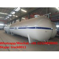 Buy cheap HOT SALE! Factory sale good price Bullet type stationary surface ground lpg gas from wholesalers
