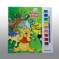 Quality Cartoons Painting Softcover custom coloring book printing Service for sale