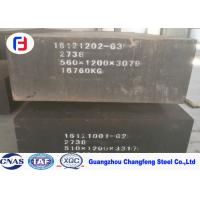 China Plasitc Die Hot Rolled Alloy Steel DIN 1.2738 For High Demand Large Plastic Mould on sale