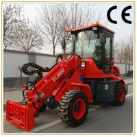Multifunction construction machine TL1000 articulated backhoe loader Manufactures
