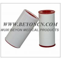Zinc Oxide Plaster Adhesive Tape With Plastic Shell White Color Medical Grade Manufactures