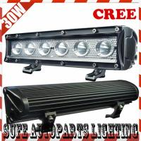 11inch 5W/CREE LED 6PCS*5W LED 30W LED Work Light bar Offroad LED Light bar for Truck Manufactures