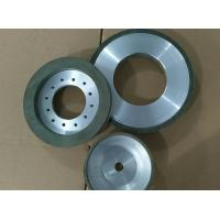 1A1 Resin Bonded Diamond Grinding Wheels For Ceramic Glass High Performance Manufactures