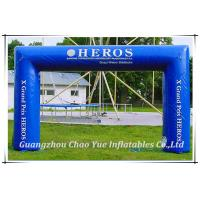 Customized Lightweight Fabric Advertising Inflatable Arches for Event(CY-M2124) Manufactures