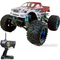 China RC Gas Car - 1:8 Scale 28 Engine Powered 4WD Monster Truck (RCH58200) on sale