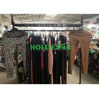 New York Style Used Winter Clothes Polyester Material Ladies Winter Leggings Manufactures