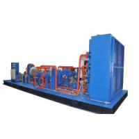 Piston Reciprocating Natural Gas Compressor CNG Mother Station CFA34 Manufactures